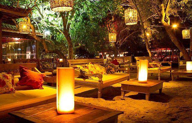 Porto da Barra restaurant. Búzios- Rio de Janeiro BR