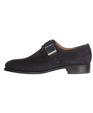 O'QUIREY LONDON  - Suede Black