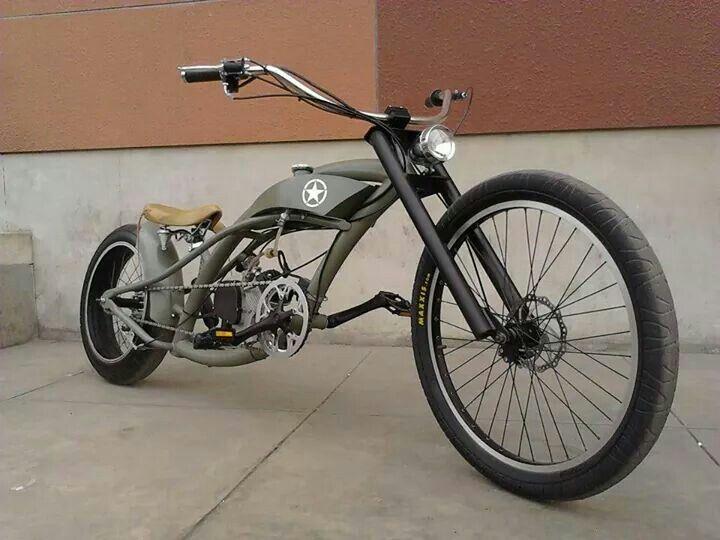 Bici moto Chopper en #lima #bikes   Bicicletas   Pinterest ...