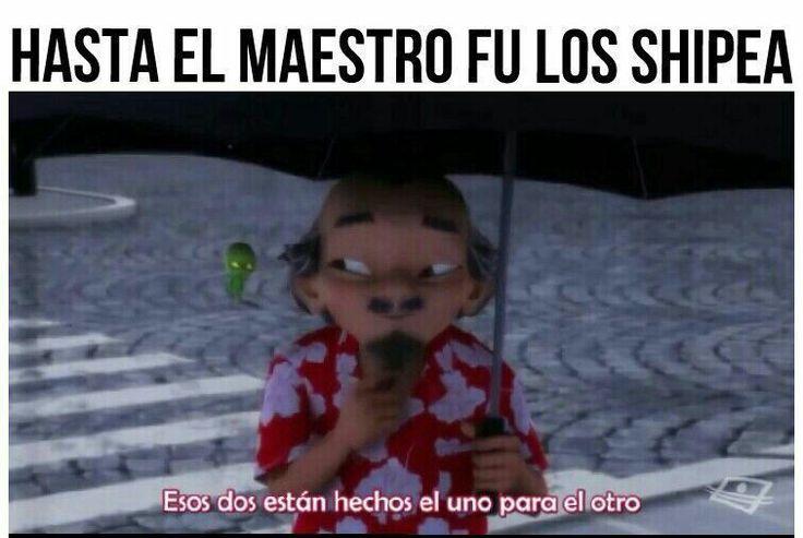 Memes De Miraculous Ladybug! - maestro fú                                                                                                                                                                                 Más