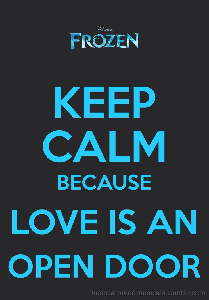 15 best images about Love is.an open door on Pinterest ...
