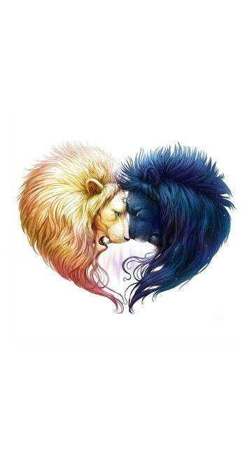 55802cc9b4 D(19/9/2017) corazon de leon....sol & luna. | Lion in 2019 | Sol ...