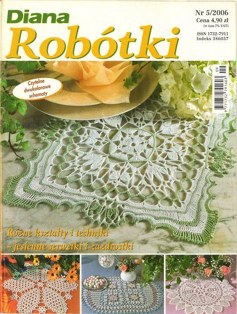 dr_2006_05 - Aga Paj - Picasa Web Albums #crochetmagazine