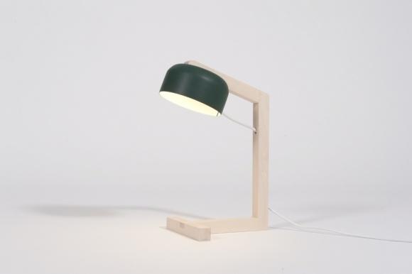Snövsen Desktop lamp by MadeByWho