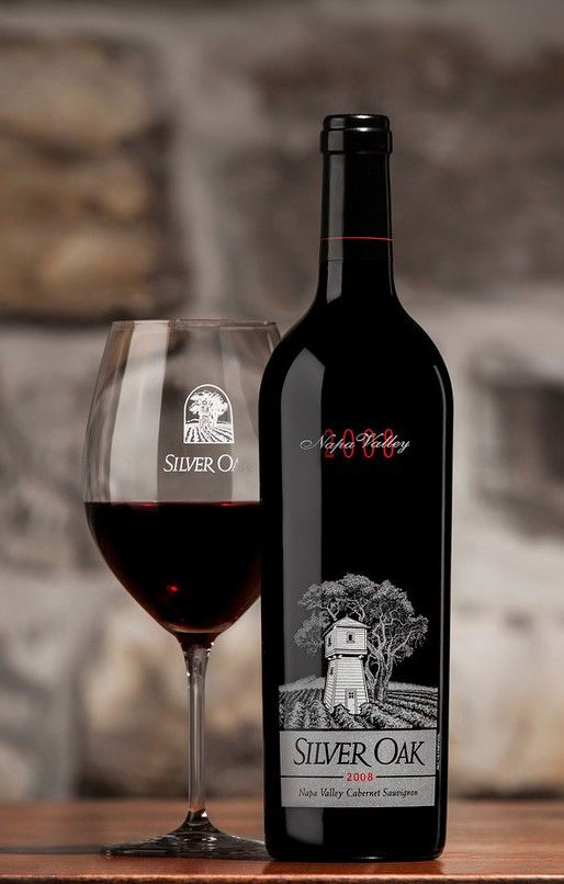 Recently Released 2008 Napa Valley Cabernet Sauvignon. Silver Oak? Yes. Yes. Yes. YES.