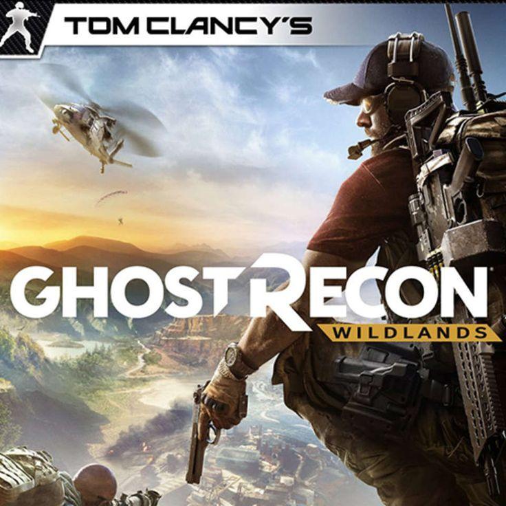 Tom Clancy's Ghost Recon: Wildlands - GameSpot