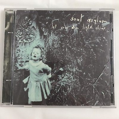 Soul Asylum Let Your Dim Light Shine 57616 Columbia CD