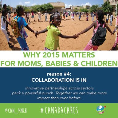 Reason #4: Collaboration is IN.