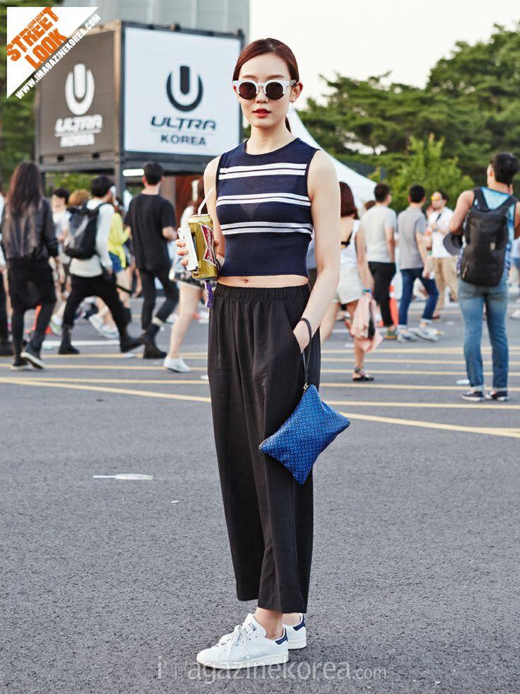 2014.06.25 최가빈 (21세 | 대학생 | 종합운동장) 셔츠 Low Classic | 팬츠 Zara | 신발 Adidas | 클러치 Zara