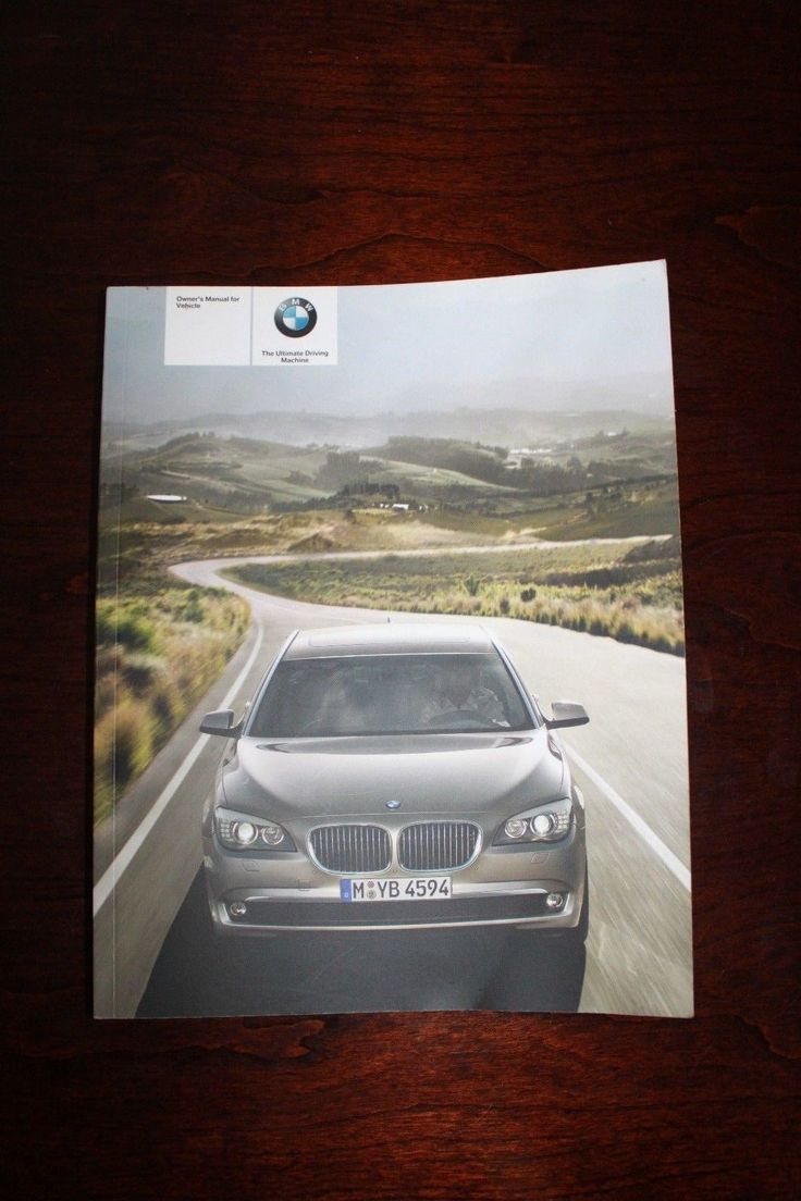 Nice Great 2010 BMW 750i 750Li 760Li OWNERS MANUAL 2018 Check more at http://24auto.ml/bmw/great-2010-bmw-750i-750li-760li-owners-manual-2018/