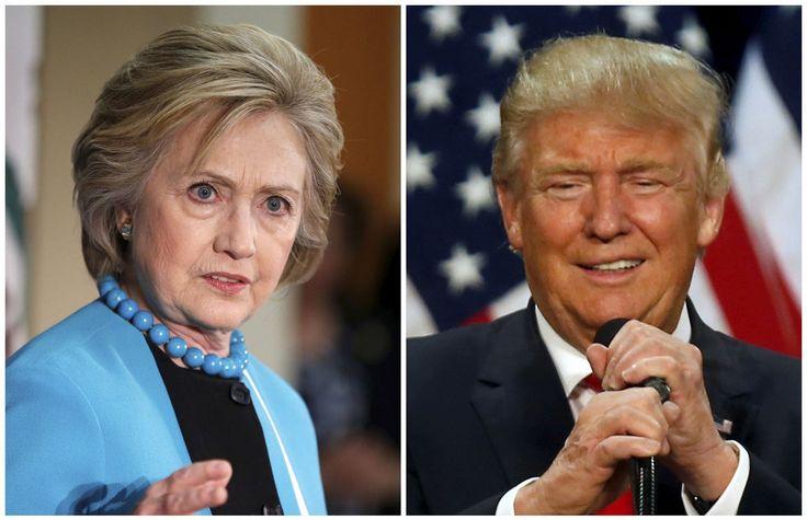 VIDÉO - Hillary Clinton et Donald Trump se livrent ce lundi soir à leur premier duel télévisé, devant plus de 100 millions d'Américains.