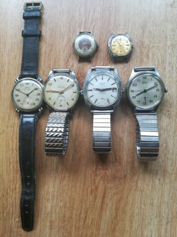 b2792892a4f Relógios Aureus Belex Belux Delvina Silgar Said-funcionam- Lote6 282 ...