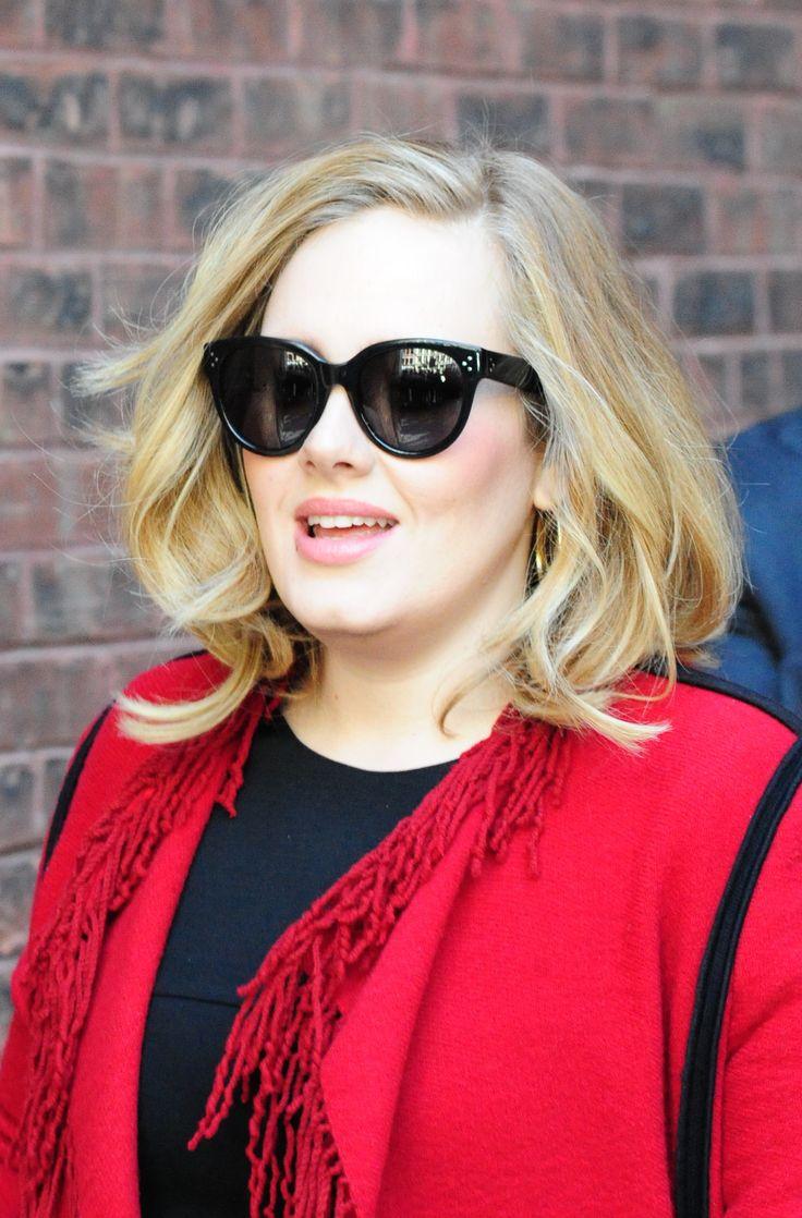 Adele's Sleek New Haircut Is The Perfect Twentysomething Style - SELF