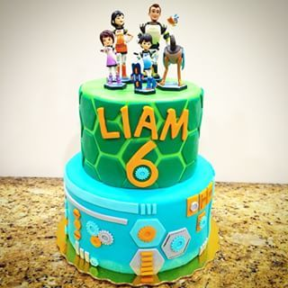 miles from tomorrowland birthday cake - Google Search