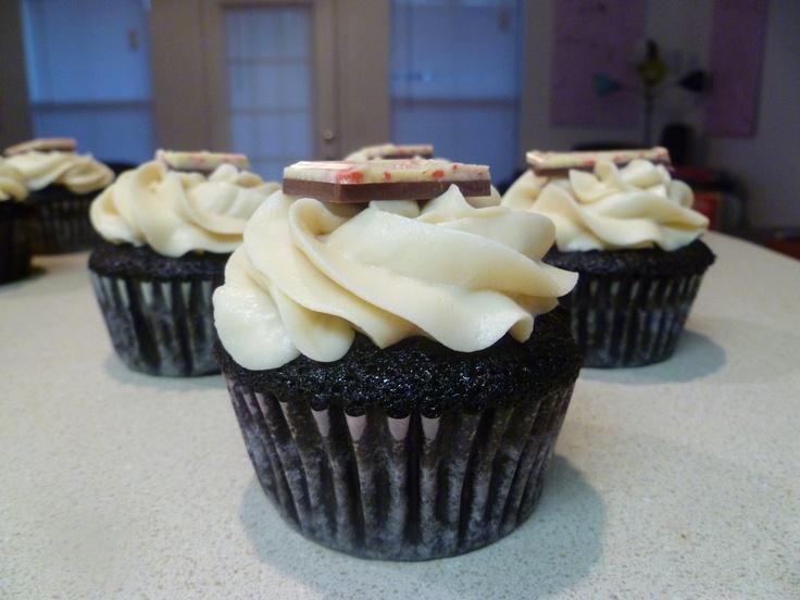peppermint mocha cupcakes mocha cupcakes chocolate chip cupcakes ...