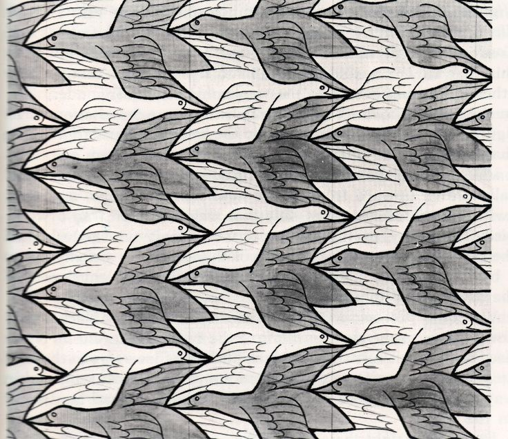Escher's Tessellations of the plane, Section 8