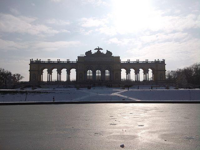 Gloriette of Schönbrunn, Vienna