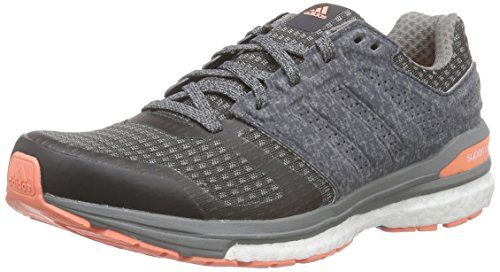 adidas Supernova Sequence Boost 8 Ladies Running Shoe, Grey, US6.5 ** Find out more about the great product at the image link.