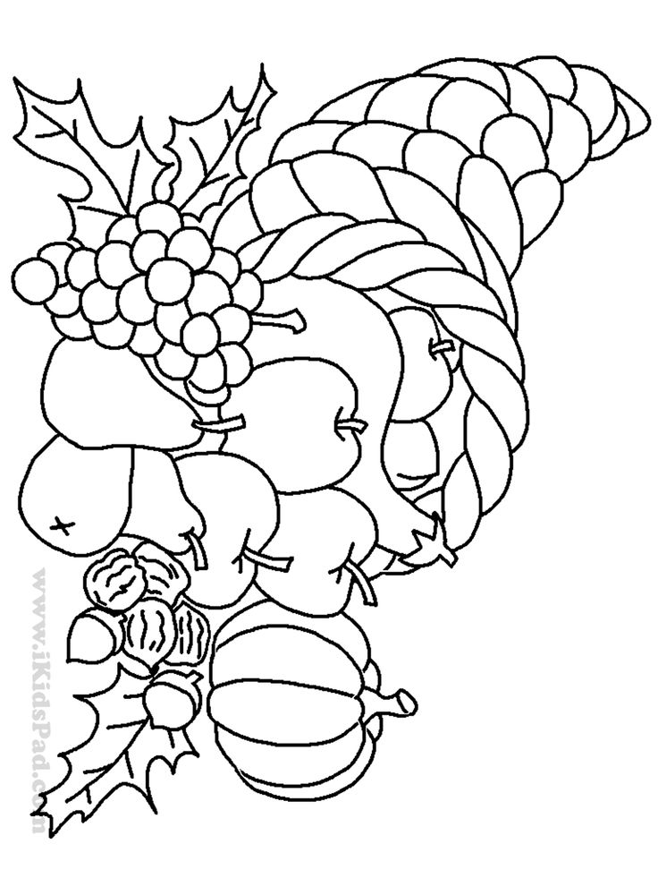 best harvest coloring pages printables images - printable coloring ... - Harvest Coloring Pages Printables