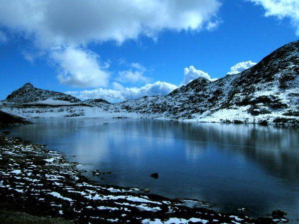 Sela Lake, Arunachal Pradesh    Places to visit in North-East India