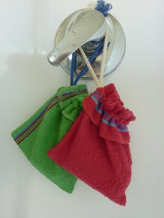 daisylove Soap Bag Scrubby's