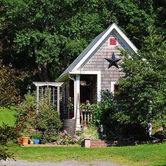 Modern Shed Atlanta: 521 Best Images About Small Houses On Pinterest