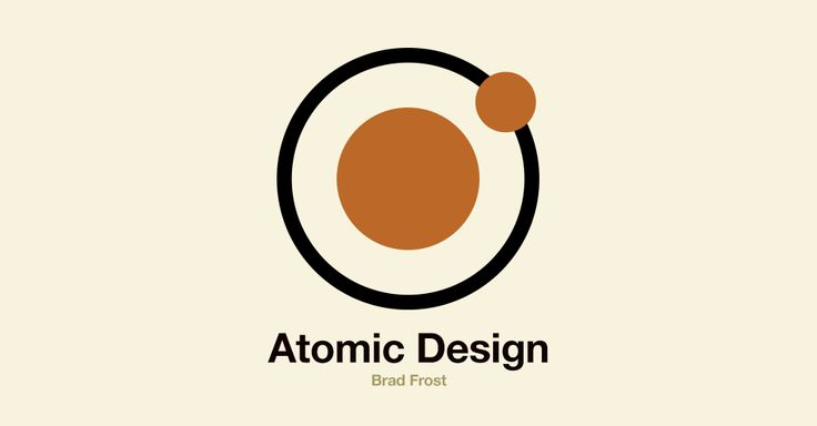 Atomic design is a methodology for crafting effective design systems