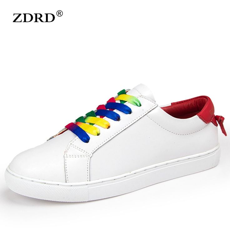 21.98$  Watch here - http://ali5qw.shopchina.info/go.php?t=32792245220 - 2017 Women casual Flat brand Shoes Lace-up Women oxford leather cheap Shoes Laides Loafers pu ma creepers chaussure femme Shoes   #buymethat