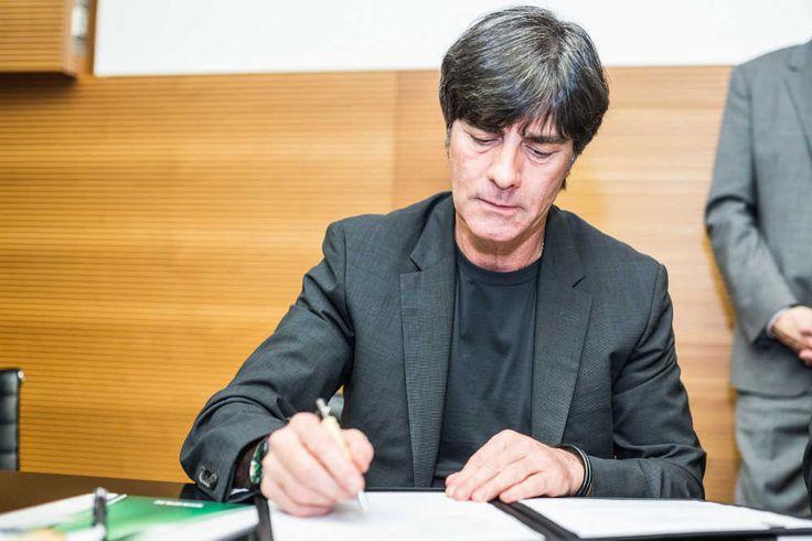Joachim Löw bleibt dem DFB treu – Vertrag bis 2018