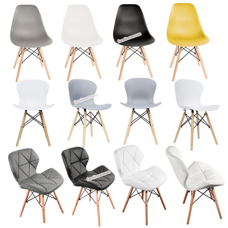 These Eiffel chair is amazing inspiration and brings fresh look to any room. Plastick seat is made out of strong and easy to clean Polypropylene plastic.It is very comfortable to seat on and looks just amazing. | eBay!