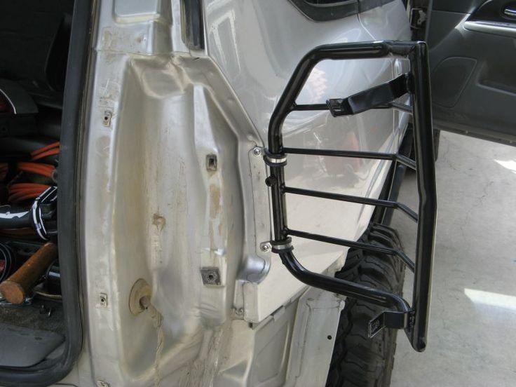 Black Horse brand Tail Light Guards - Chevy TrailBlazer need them!!