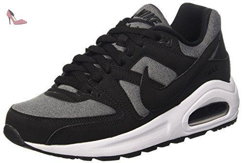 Nike Air Max Command Flex (GS), Chaussures de Running Homme, Noir / Noir-Blanc, 40 EU - Chaussures nike (*Partner-Link)