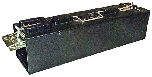 J T Eaton 475N Spring Loaded Catch and Release Humane Skunk Trap > Durable Polyethylene Construction Spring Loaded Trap Door with an easy-to-set latch Release door allows for easy access to baiting Check more at http://farmgardensuperstore.com/product/j-t-eaton-475n-spring-loaded-catch-and-release-humane-skunk-trap/