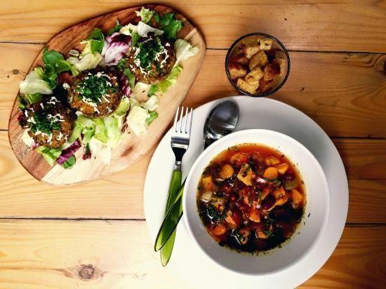 Merinde, mâncare sănătoasă în Constanţa   #takeaway #delivery #vegetarian #rawvegan