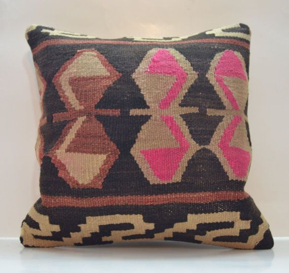 Hey, I found this really awesome Etsy listing at https://www.etsy.com/listing/179466258/turkish-sham-ethnic-kilim-pillow-case