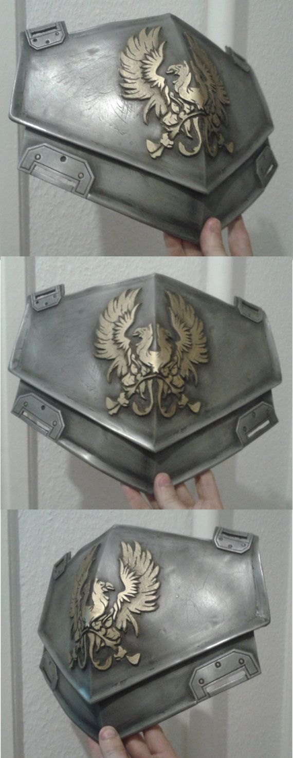 Hey, I found this really awesome Etsy listing at https://www.etsy.com/listing/205525259/dragon-age-grey-warden-armor