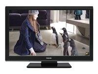 """Toshiba 23DL933F - 23"""" TV LCD à rétroéclairage à LED / 23DL933F / Toshiba / TV LCD / Téléviseurs / Produits / Vente materiel informatique professionnel : Promostore specialiste de la vente de materiel informatique pour professionnel."""