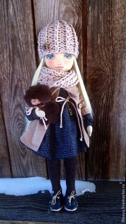 Коллекционные куклы ручной работы. Ярмарка Мастеров - ручная работа Леся. Handmade.