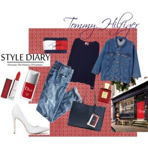 me & fashion.: Tommy Hilfiger