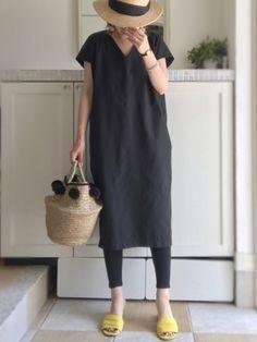 JOURNAL STANDARD relumeのワンピース「《予約》TR Vネックワンピース◆」を使ったmiiimのコーディネートです。WEARはモデル・俳優・ショップスタッフなどの着こなしをチェックできるファッションコーディネートサイトです。