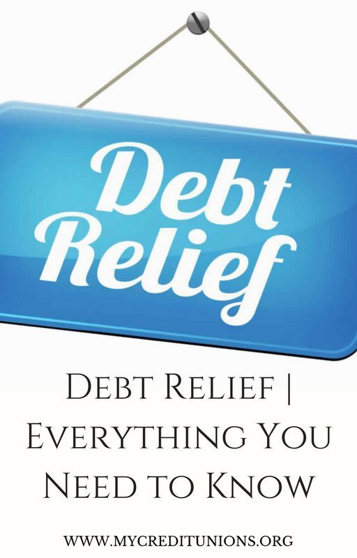 Understand there are Several Debt Relief Programs | There are five types of debt relief programs. They are a Debt Consolidation Loan, Balance Transfer, Debt Management Plan, Debt Negotiation (or debt settlement) and Bankruptcy.