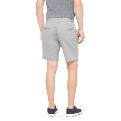 Men's Chino Shorts Armor Gray - 36 - Mossimo