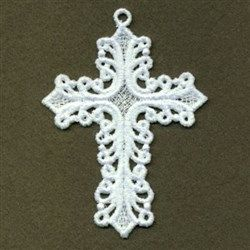 FSL Assorted Crosses 2 embroidery design