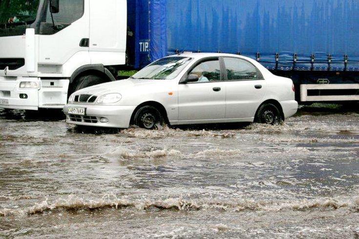 Эксплуатация автомобиля: откуда вода в Lanos?