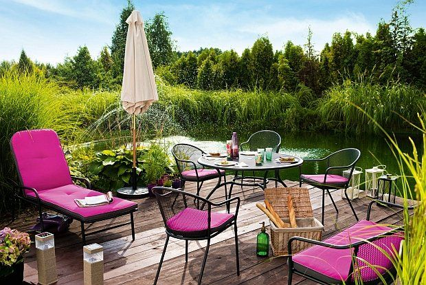 Meble balkonowe i ogrodowe z Castoramy [CENY] - zdjęcie