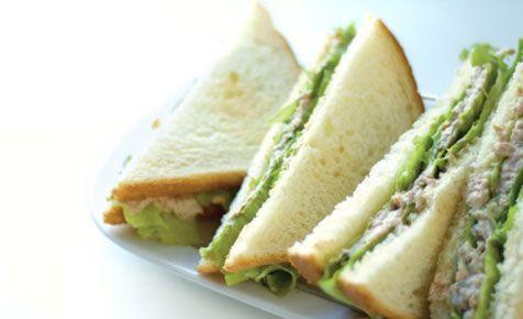 Chicken sandwich points