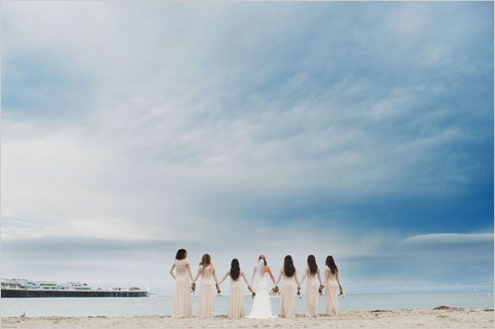 beach wedding for summer