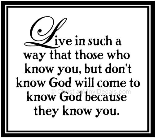 So true.: God Will, Lights, Prayer, Christian Quotes, Jesus, Example Quotes, Life Mottos, Biblical Love Quotes, Witness People Wisdom