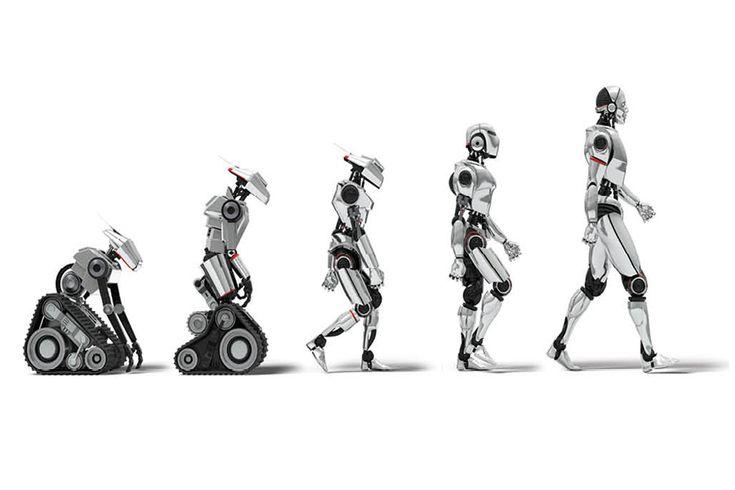 Envisioning the future of robotics