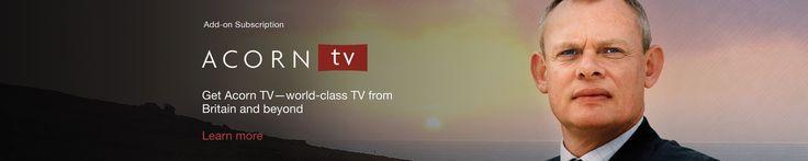 ACORN TV   >>>> Free Trial          http://amzn.to/2aY3MVO